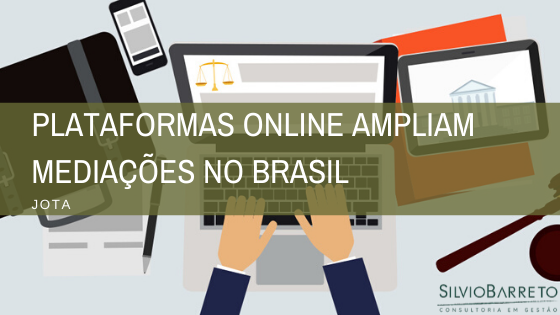 Plataformas online ampliam mediações no Brasil