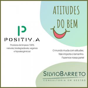 Atitudes do bem - Positiv.a