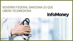Governo Federal sanciona lei que libera telemedicina